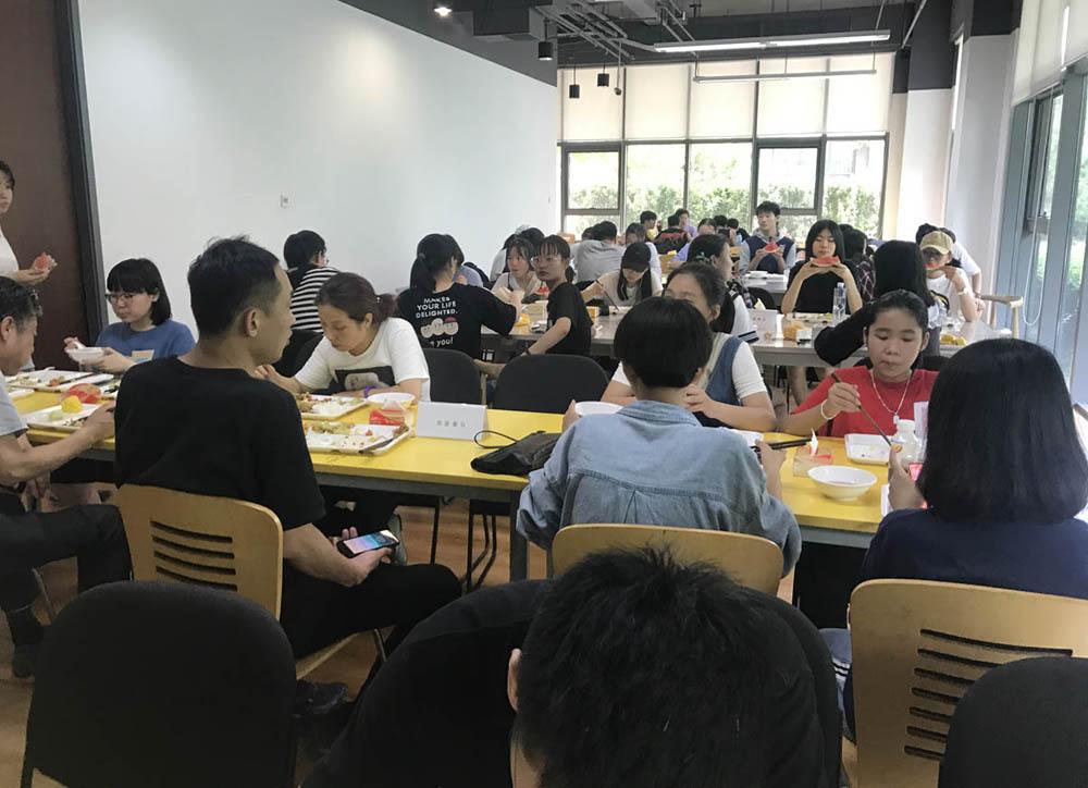 北京的画室食堂清美壹佰