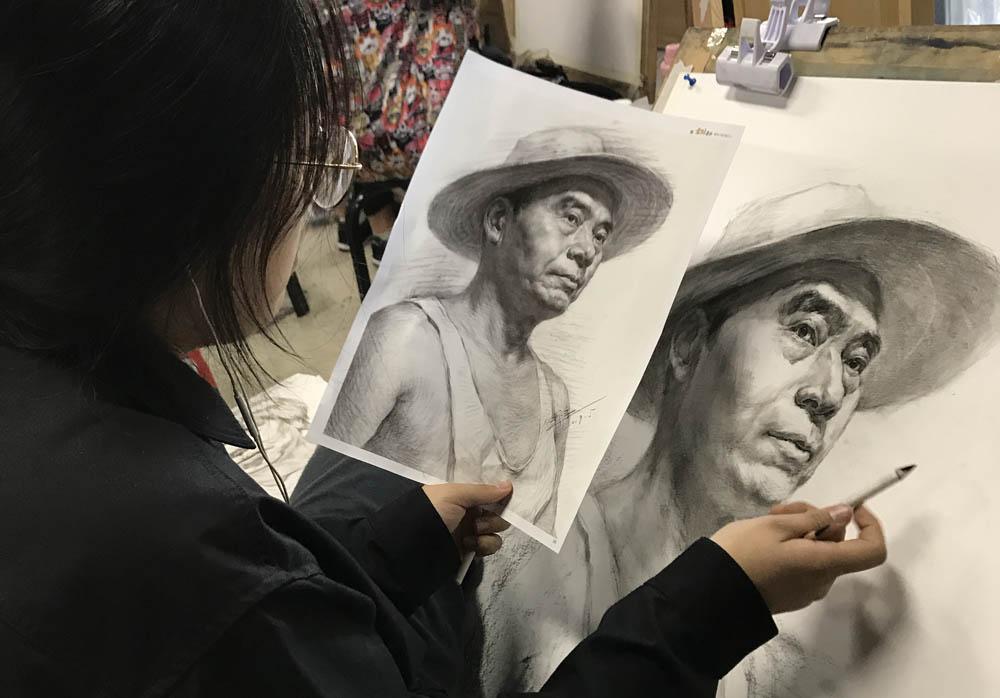 北京十大知名画室 清美壹佰画室